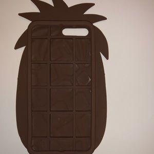 Used IPhone 8 Plus Pineapple Case